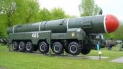 Weapons Missile SS-20 INF