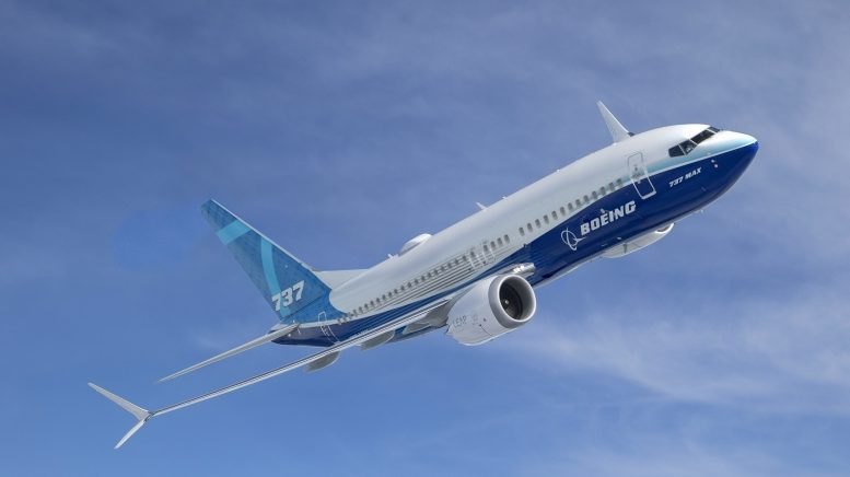 Being 737 MAX 8