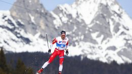 Holund 50K cross country skiing seefeld