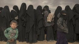 ISIL bride women children syria