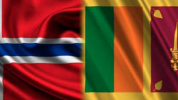Sri Lanka Norway flag