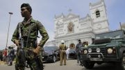Sri Lanka Church Easter terror attack