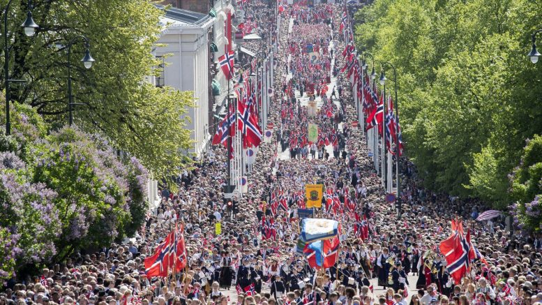May 17th Racism Norway