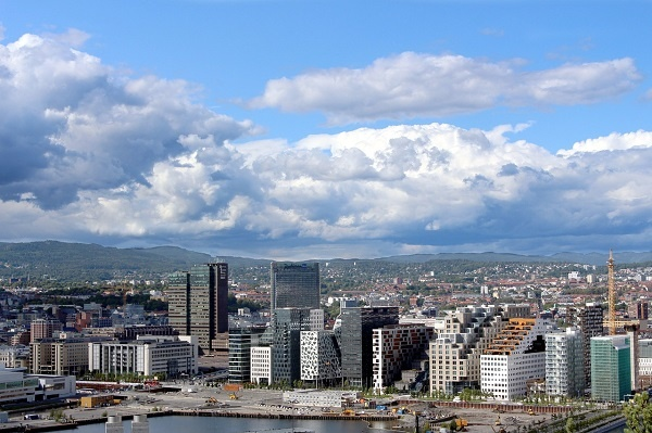 rent out Oslo municipality's cars