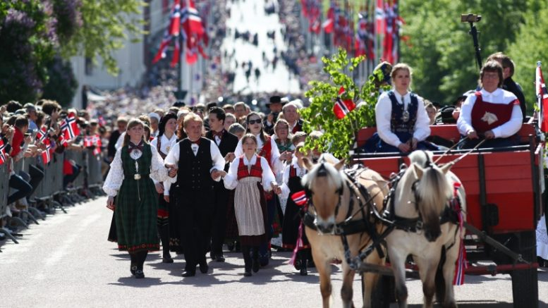 Children's Parade May 17th, 2019 Horse and Carriage