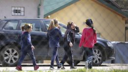 ISIL Children Kosovo Ticking bombs