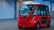 driverless electric busses