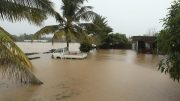 Mozambique, Cyclone