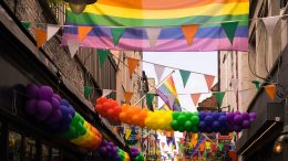 LGBTQ Pride parade Conversion therapy