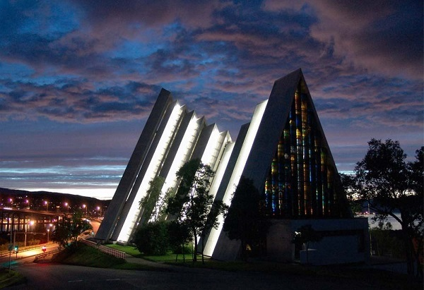 Arctic Cathedral Church of Norway Tromsø
