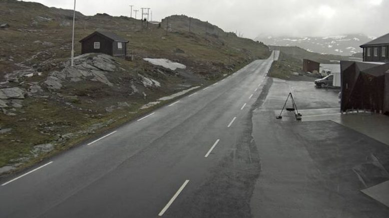 Sognefjellet Mountain passes