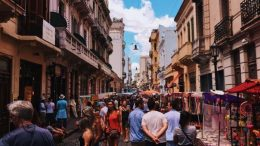 payments travel abroad street