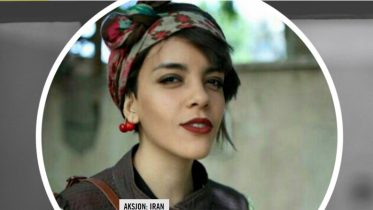 Yasaman Arayee Amnesty International hijab Iran