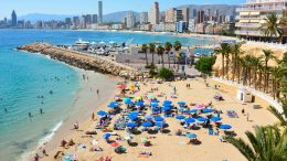 Benidorm rape french