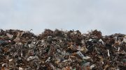 trash landfill garbage waste dump