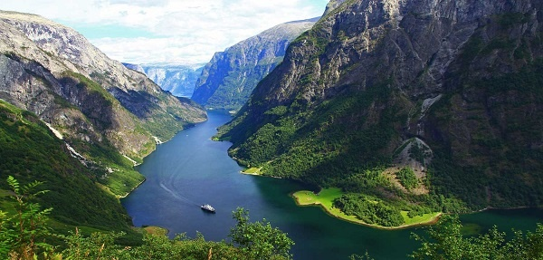 The Gateway to The Fjords of Norway