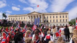 May 17 celebrations in Oslo