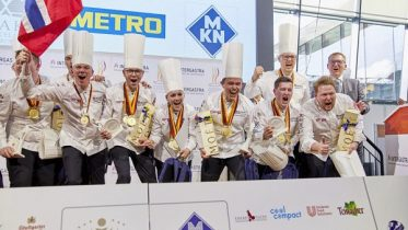 Culinary Olympics were held in Stuttgart.