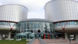 Human Rights Court in Strasbourg.