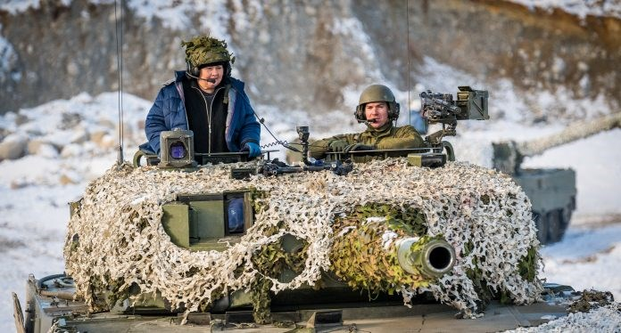 Norway increases defence spending to strengthen its capability and readiness