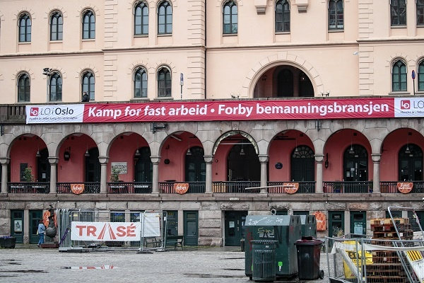 Youngstorget May 1