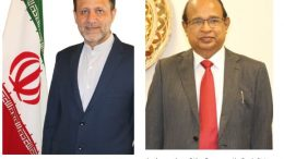 New ambassadors from Iran and Sri Lanka