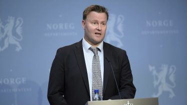 The Assistant Health Director, Espen Rolstrup Nakstad