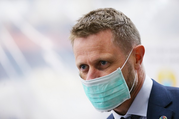 he Minister of Health, Bent Høie