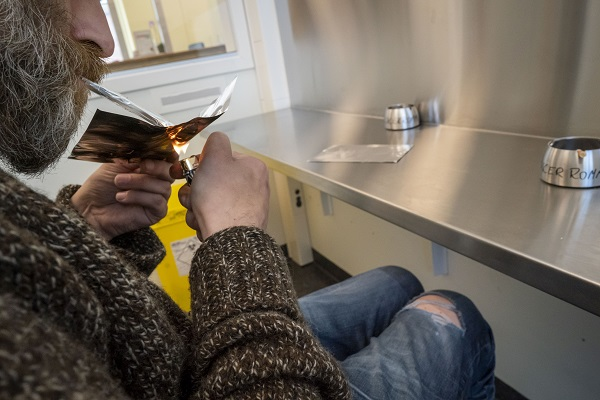 Smoking room for heroin opens in Oslo