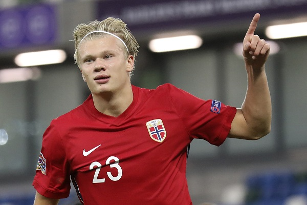 Northern Ireland Norway Nations League Soccer