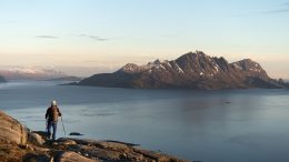Top trip on the Helgeland coast.