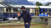 "Tom Cruise is in Åndalsnes where he is filming the next ""Mission: Impossible"" movie."