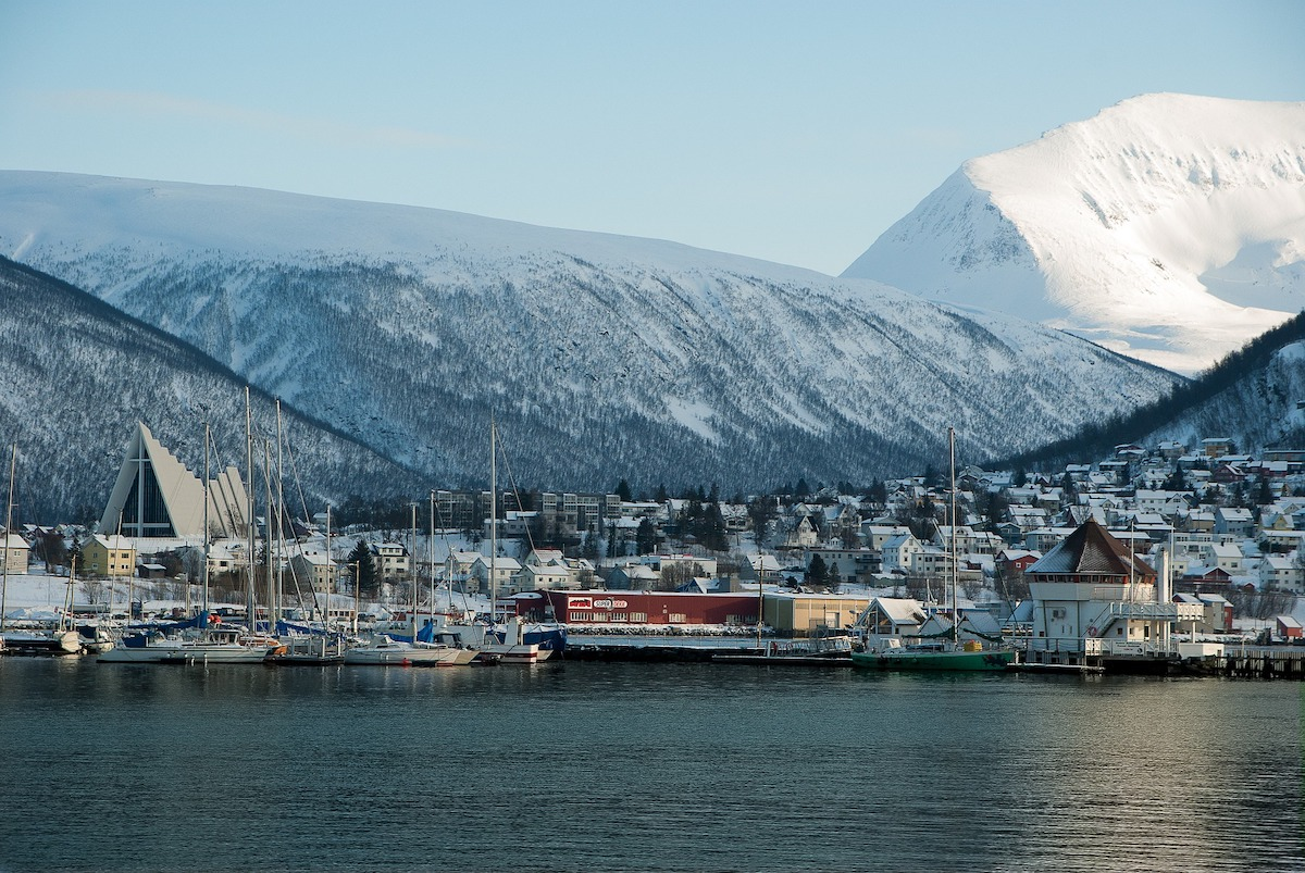 Artic Cathedral Tromso