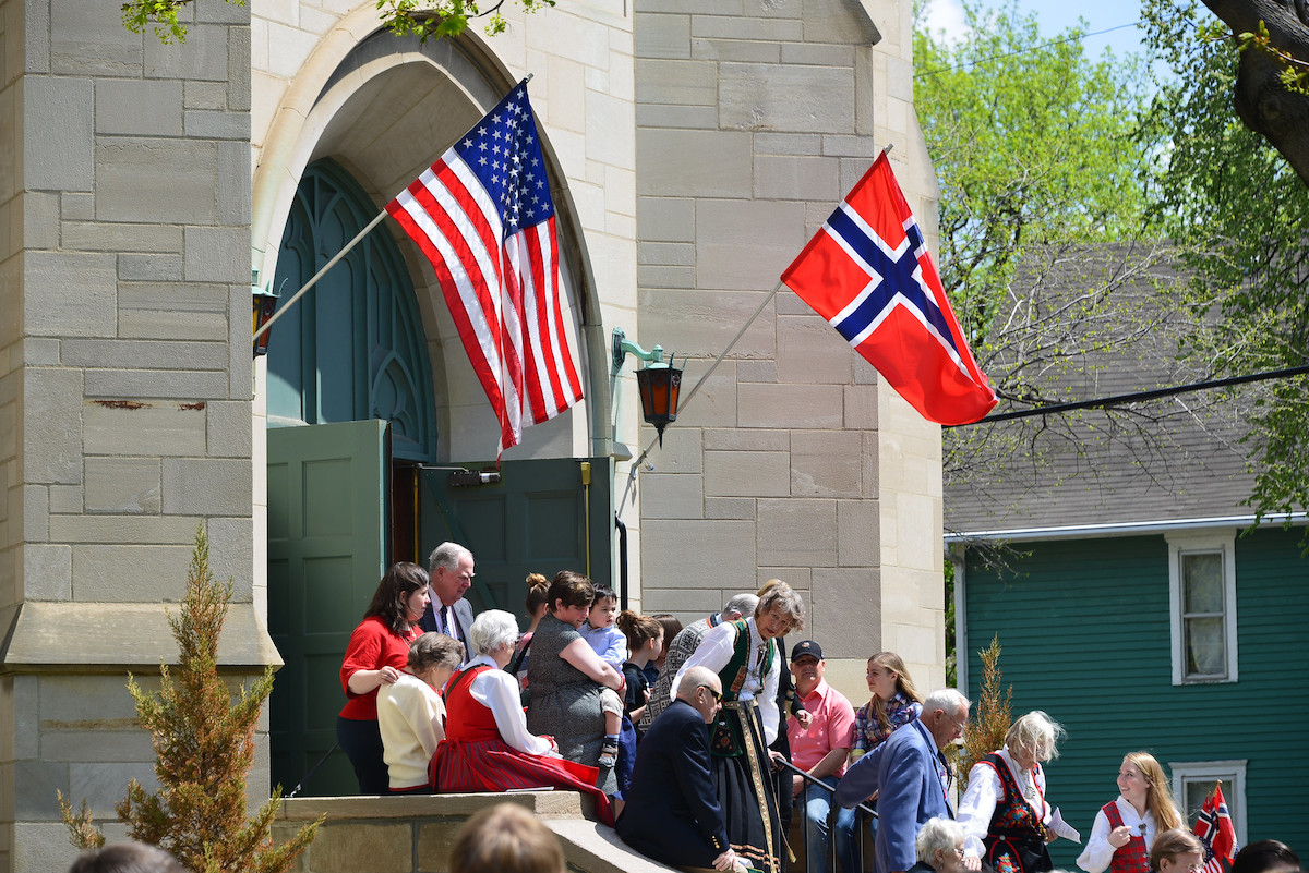 Constitution Day US Norway