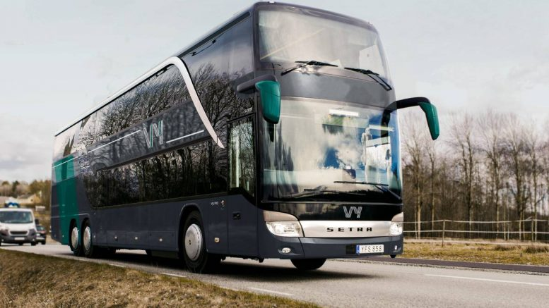 Electric bus - Vy