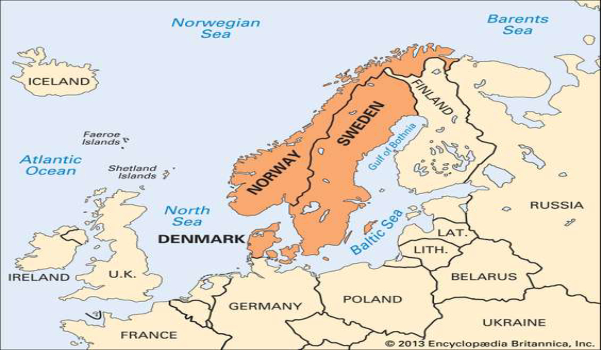 What Are The Scandinavian Countries Norway Today