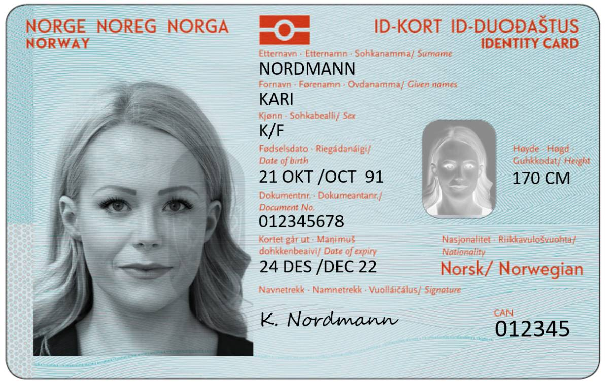 Norway Is Launching New Id Cards Next Month Here Are The Details Norway Today