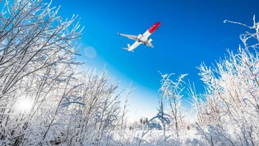Norwegian airplane aircraft