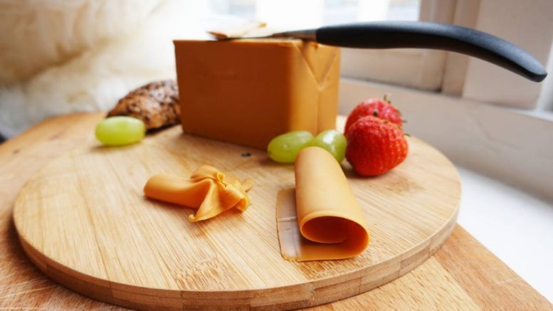 Brown cheese brunost