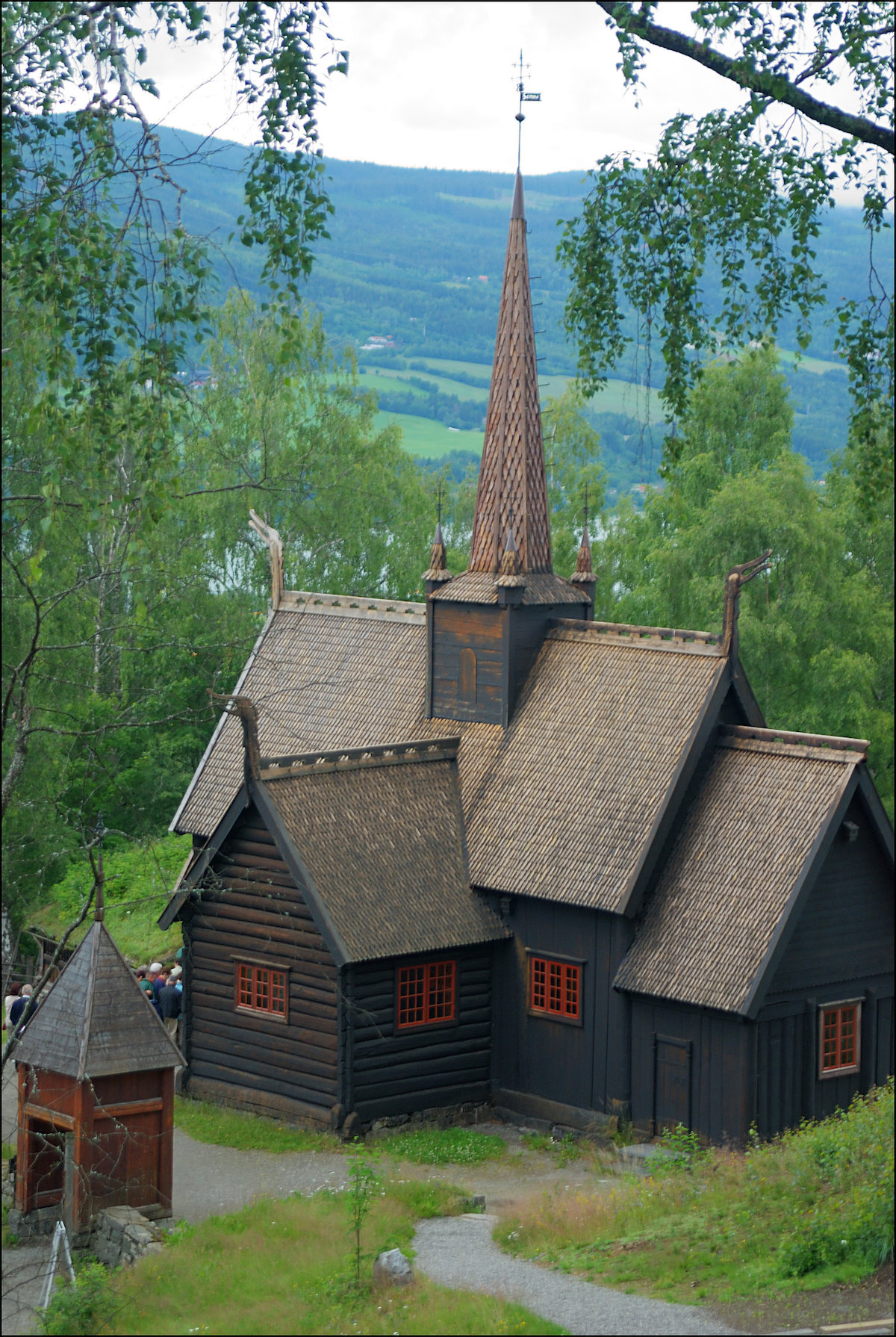 Garmo Stave Church Lillehammer