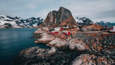 Lofoten Islands Svolvaer