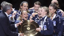 Norwegian handball team gold