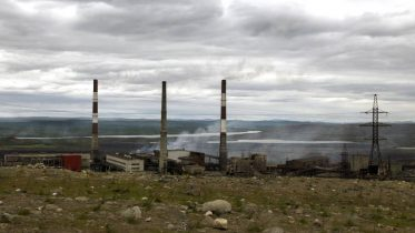 Smelting facility Nickel