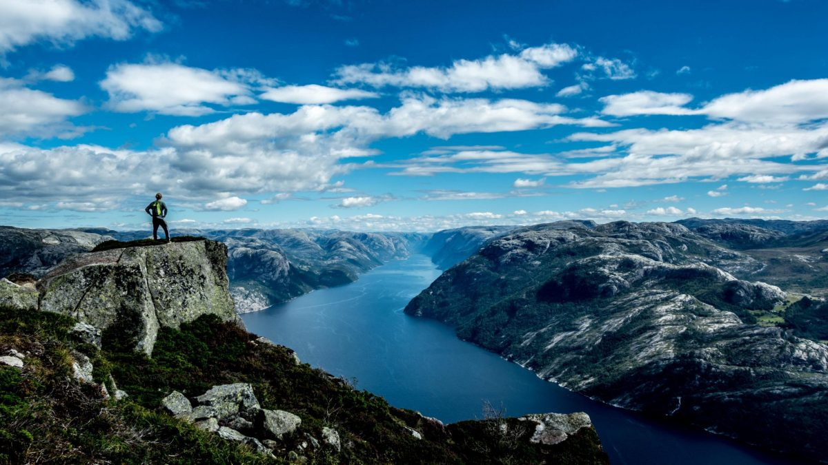 Sognefjord hike
