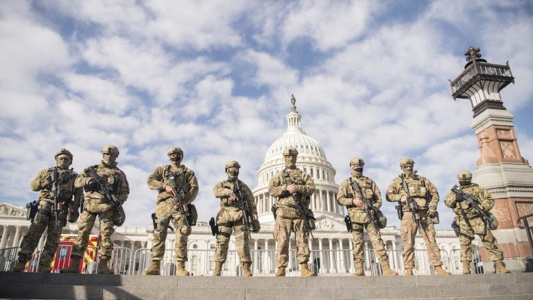 United States soldiers
