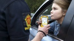 Alcohol test - drunk driving