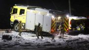 Emergency services snow - Gjerdrum