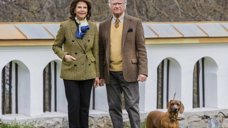 King Carl Gustaf - Queen Silvia