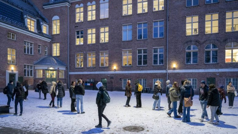 Fagerborg school