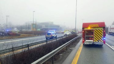 Sarpsborg traffic accident